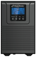 Bluewalker USV Powerwalker VFI 1000 TG, Online, 4x IEC, HID nepārtrauktas barošanas avots UPS