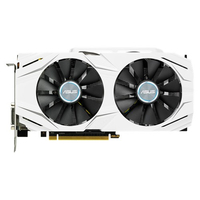 ASUS Geforce GTX 1070 DUAL OC 8GB GDDR5 DVI 2xHDMI DUAL-GTX1070-O8G video karte