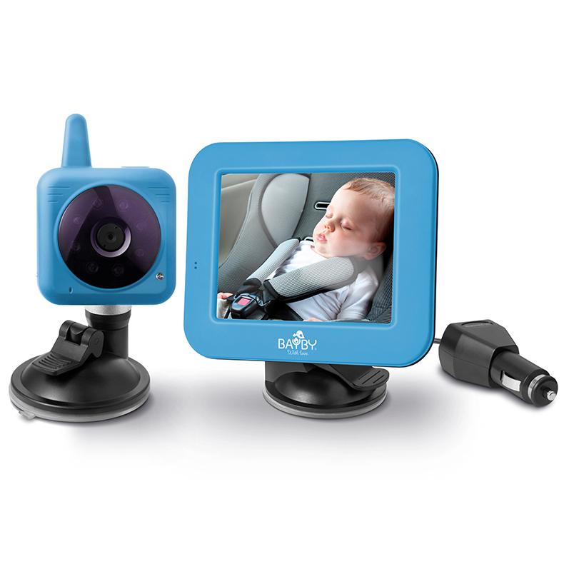 BAYBY digital video BBM 7030 Mazuļu uzraudzība