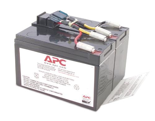 APC Replacement Battery Cartridge RBC48 UPS aksesuāri