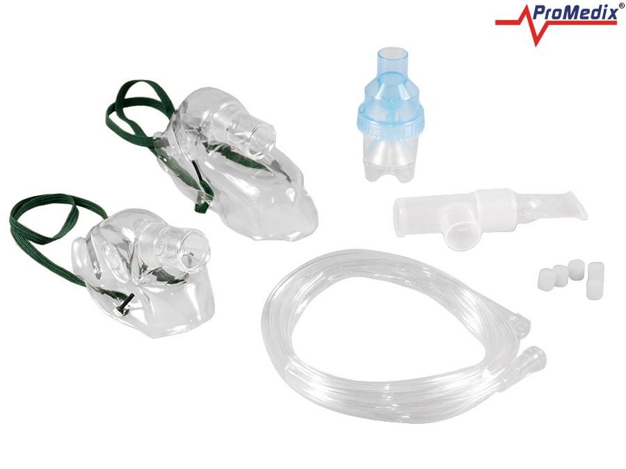 ProMedix PR-850 inhalatora rezerves maska inhalators