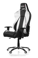 AKRACING Premium V2 Gaming Chair - black/Silver datorkrēsls, spēļukrēsls