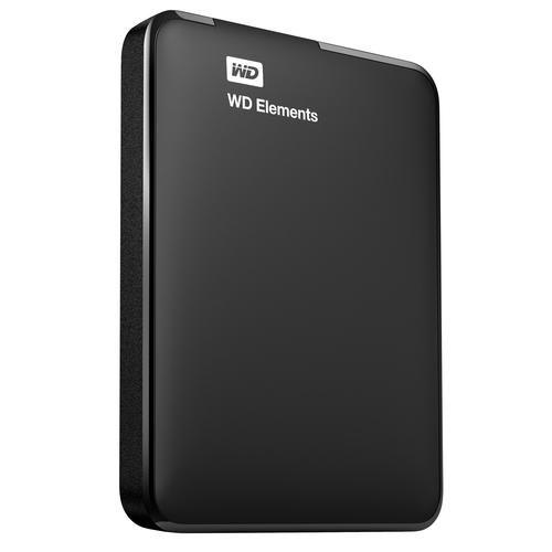 Western Digital WD Elements Portable HDD 2TB USB 3.0 Ārējais cietais disks