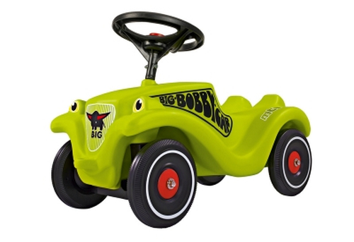 Big Bobby-Car Classic Racer 800056074 Skrejriteņi