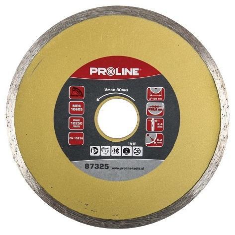 Proline Dimantu disks 180x25.4mm