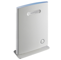 DECT IP-Basis AGFEO schnurlose VoIP Telefone White telefons