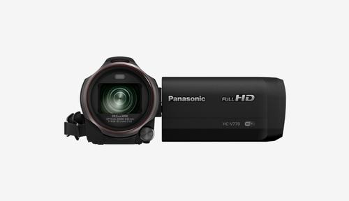 Panasonic HC-V770EP-K black Video Kameras