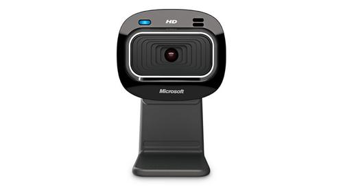 Microsoft L2 LifeCam HD-3000 Win USB Port Black web kamera