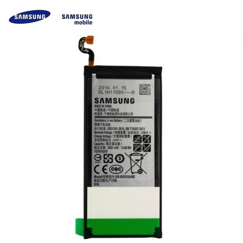 Samsung EB-BG935ABE oriģināls Akumulators G935F Galaxy S7 Edge Li-Ion 3600mAh (OEM) akumulators, baterija mobilajam telefonam