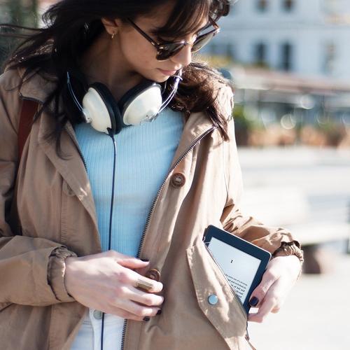 Amazon Kindle Paperwhite 3 2015, 6'' HD E-ink, 4GB, WiFi Elektroniskais grāmatu lasītājs