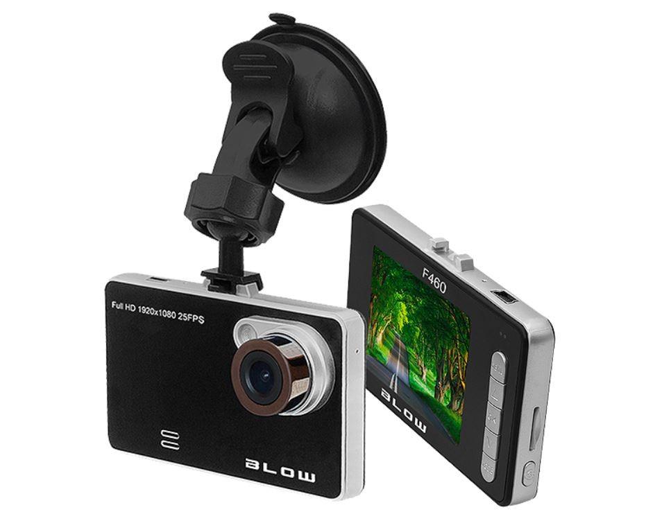 BLACKBOX DVR video recorder F460 BLOW videoreģistrātors