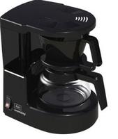 Melitta 1015-02 Aromaboy Filterkaffeemaschine black Kafijas automāts