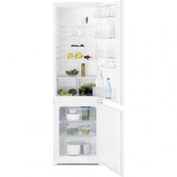 Electrolux 178 cm ENN 2800BOW (Ekspozīcijas) Iebūvējamais ledusskapis
