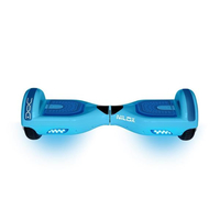 NILOX DOC Hoverboard 6.5 sky blue Elektriskie skuteri un līdzsvara dēļi