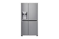 LG GSJ960PZBZ Side by Side Frige-Freezer, NoFrost, Fridge 405L, Freezer 196L, LED interior lighting, EC A++, Stainless steel Ledusskapis