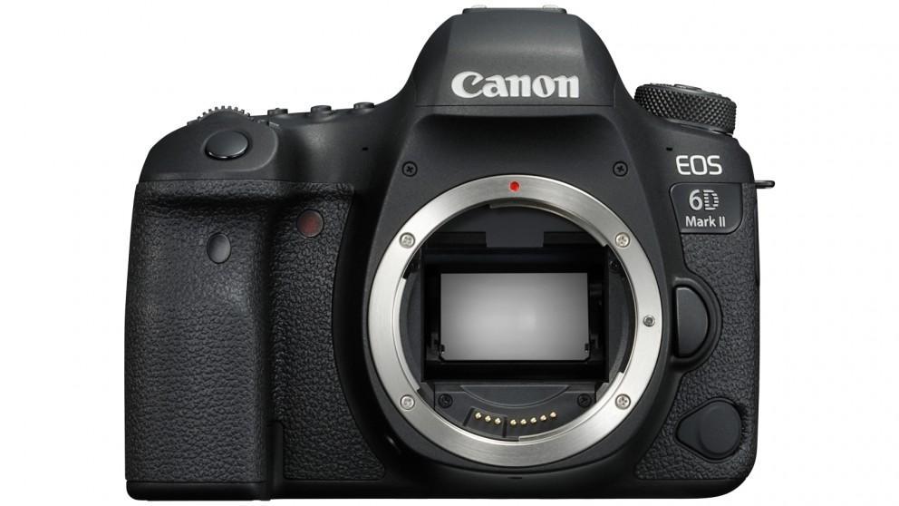 Canon EOS 6D Mark II body Spoguļkamera SLR
