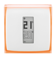 Netatmo Thermostat by Stark tīkla iekārta
