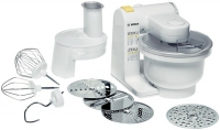 Bosch MUM 4427 White Virtuves kombains