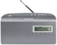 Grundig Music 7000 DAB+ Grey/Silver radio, radiopulksteņi