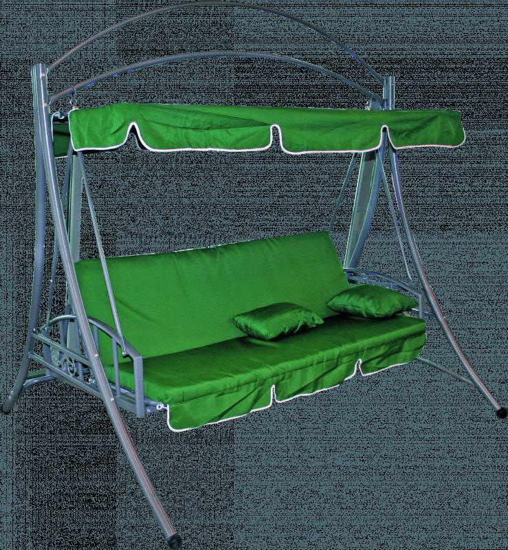 Šūpuļgulta 2150x1680cm Dārza mēbeles