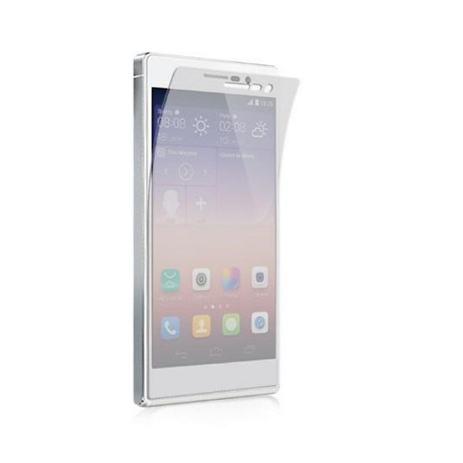 BlueStar Huawei Ascend P7 ekrāna aizsargplēve Glancēta aizsargplēve ekrānam mobilajiem telefoniem