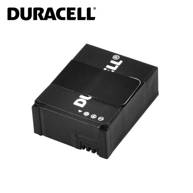 Duracell Premium Analogs AHDBT-301 AHDBT-302 Akumul tors GoPro 3 3+ Black & Silver 3.7V 1000mAh