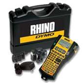 DYMO Rhino 5200 incl. Case set uzlīmju printeris