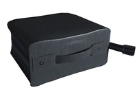 MediaRange CD/DVD Storage Media Case 300pcs, Black