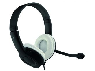 Media-tech EPSILION USB - USB headphones, cable remote control with sound and mic. austiņas