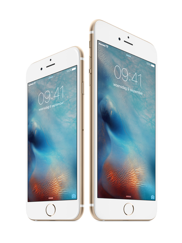 Apple iPhone 6s 32GB Gold Mobilais Telefons