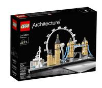LEGO Architecture 21034 London LEGO konstruktors