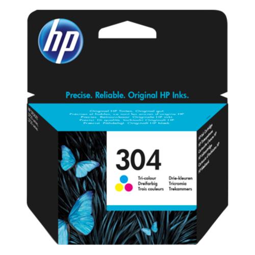 HP N9K05AE ink cartridge 3-colors No. 304 kārtridžs