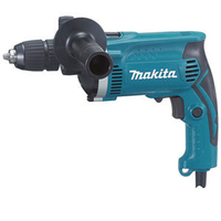 Makita HP1631K without Schlussel 3200RPM 710W 1900g Bohrmaschine - HP1631K