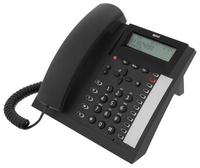 Telefon Tiptel 1020 analog black telefons