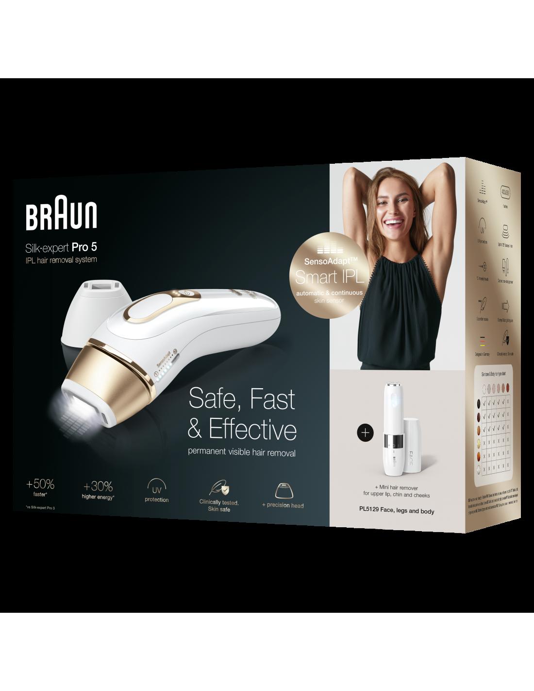 Braun Silk-expert Pro PL 5129 Epilators