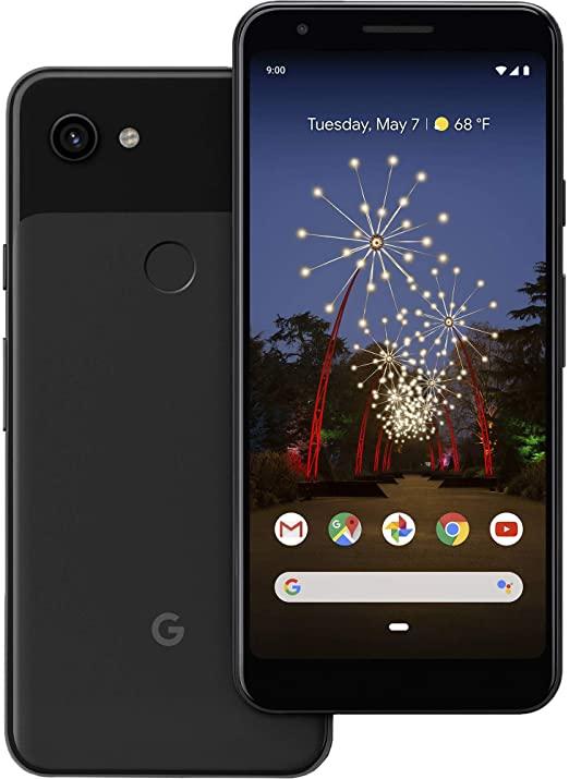 Google Pixel 3a XL 64GB just black (G020B) 0842776110992 G020B Mobilais Telefons
