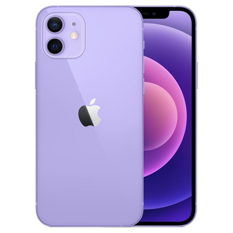 Apple iPhone 12 128GB Purple MJNP3 EU MJNP3 Purple Mobilais Telefons