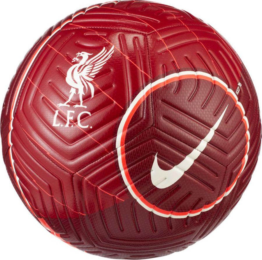 Nike Ball Nike Liverpool FC Strike DC2377 677 DC2377 677 red 5 bumba