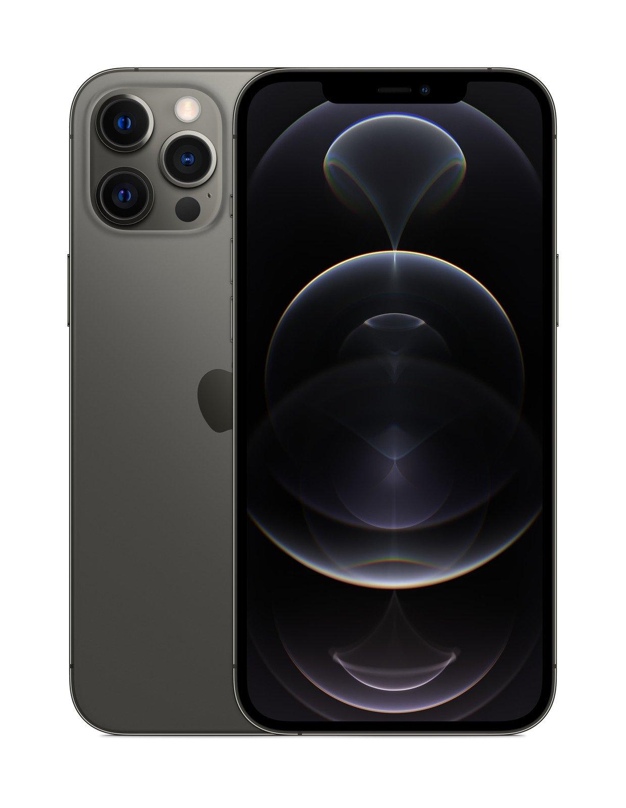 Apple iPhone 12 Pro Max    512GB Graphite               MGDG3ZD/A Mobilais Telefons