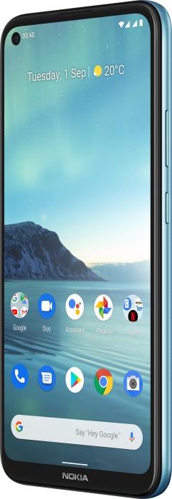 Nokia 3.4 Blue 3GB/64GB Mobilais Telefons