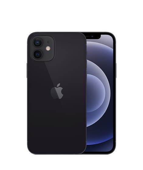 Apple iPhone 12 256GB Black Mobilais Telefons