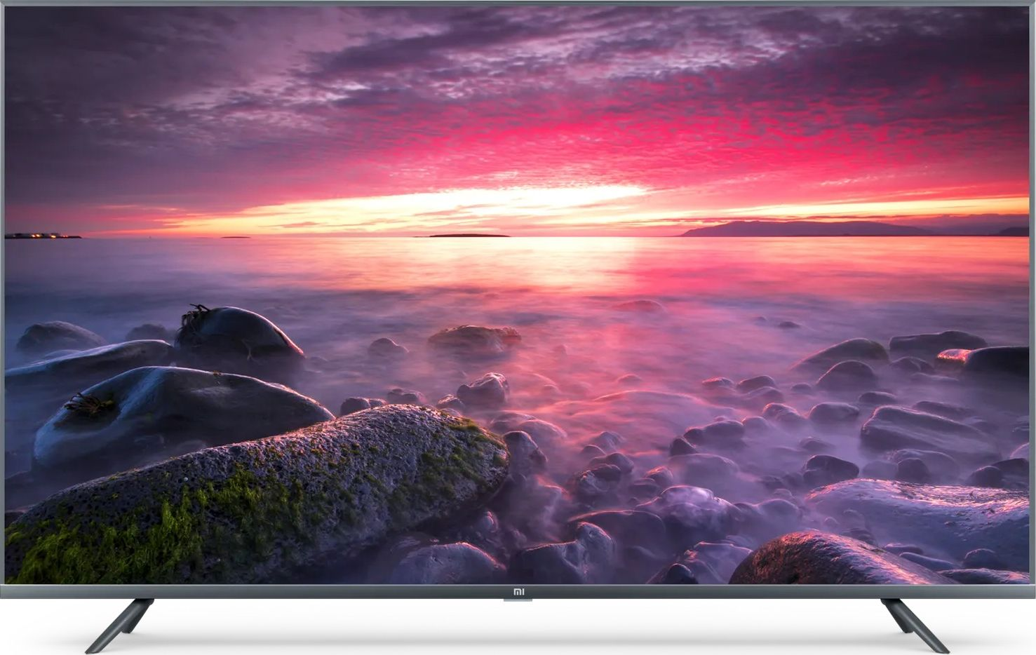 """Xiaomi Mi LED TV P1 55"""" 4K UHD LED Televizors"""