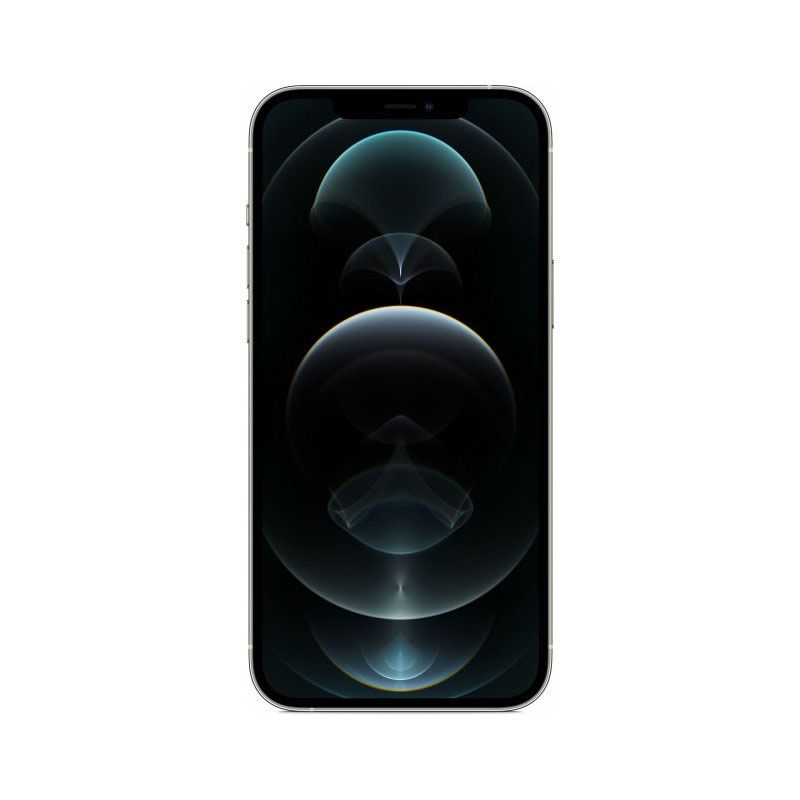 Apple iPhone 12 Pro Max Silver, 6.7 , XDR OLED, 2778 x 1284 pixels, Apple, A14 Bionic, Internal RAM 6 GB, 128 GB, Single SIM, Nano-SIM and e Mobilais Telefons