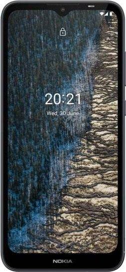 Smartfon Nokia Smartfon Nokia C20 2/32 niebieski C20 32GB Niebieski Mobilais Telefons
