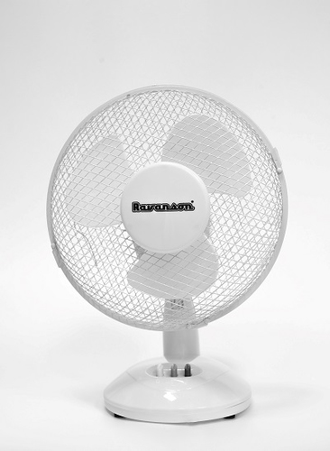 Ravanson WT-1023 27cm galda ventilators Klimata iekārta