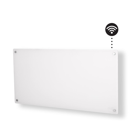 Mill AV900WIFI Panel Heater, 900 W, Suitable for rooms up to 11 - 15 m², White 7090019822307