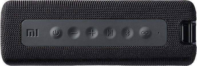 Xiaomi  Mi Portable Bluetooth Speaker 16W Black pārnēsājamais skaļrunis