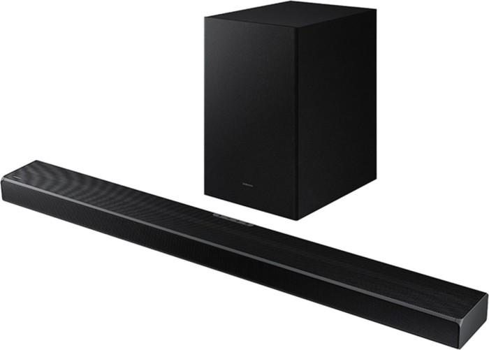 Samsung HW-Q600A soundbar speaker Black 3.1.2 channels 360 W mājas kinozāle