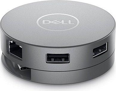 Dell USB-C Mobile Adapter DA310 - DELL-DA310 aksesuārs portatīvajiem datoriem