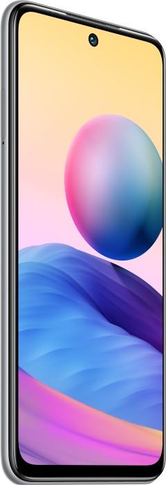 Xiaomi Redmi Note 10 - 6.43 - 5G 64GB / 4GB silver - Android MZB08Z9EU Mobilais Telefons